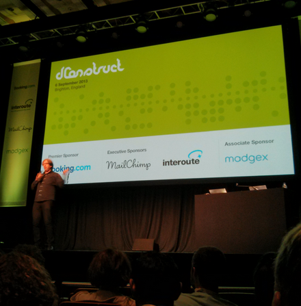 Better late than never: notes from @dconstruct